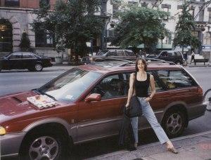 Me & my Subaru