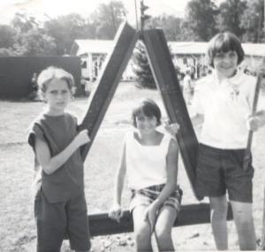 Camp Michaux 1963